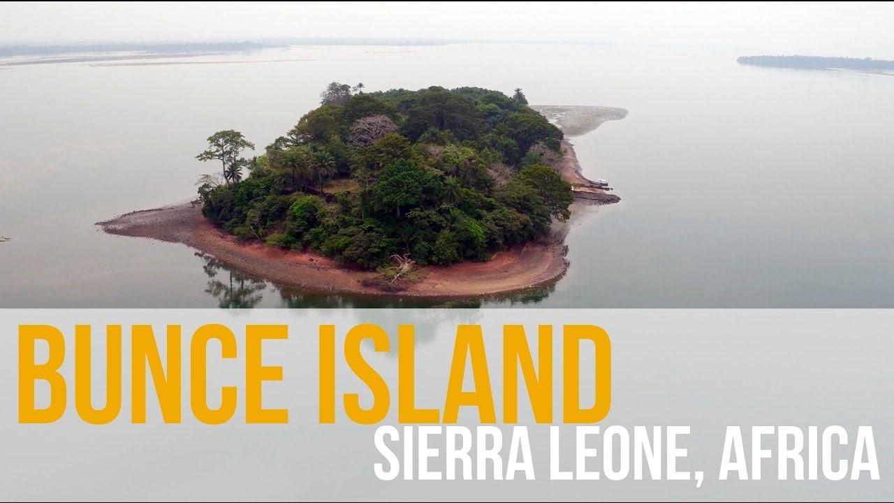 Bunce Island Preservation